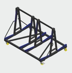 VARIO ERGODANCE wózek transportowy