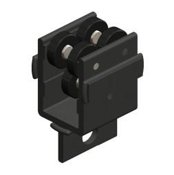STUDIO/TRUMPF-systemy wózek z 4 rolkami