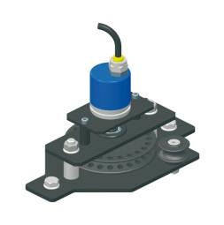 TRUMPF 95 Return Pulley with Integral Incremental Encoder