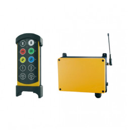 Hand-Held Remote Control + Receiver