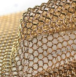 Malla de anillos metálicos G-MESH 7.0