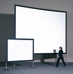 Sistema de pantalla tensada MONOBLOX 32