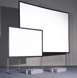 Sistema de pantalla tensada MONOBLOX 64