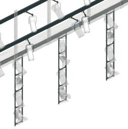 CARGO: Escalera de iluminación lateral