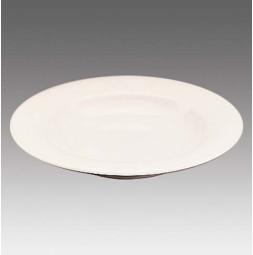 Cristal de resina GERO:Plato para postre, Ø 23 cmEmbalaje: 4 unidades/caja