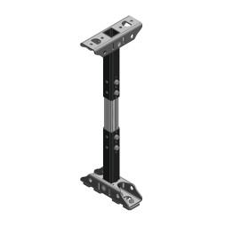 CARGO I-Beam Bracket, Swivel Adjustment