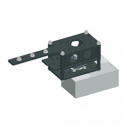 CHAINBEAM Motor, Bottom Mount MS12