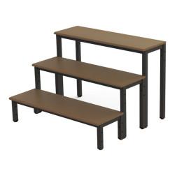 Stair Unit: Width 87 cm