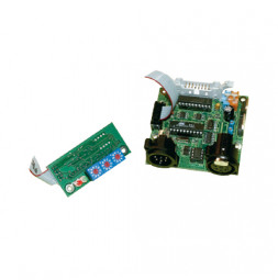 Optional Accessories for Control Unit: DMX card